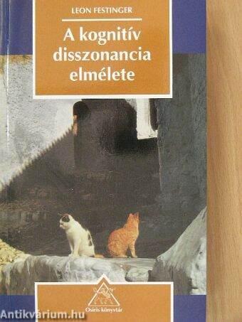 """Képtalálat a következőre: """"kognitív disszonancia könyv"""""""