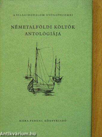 Németalföldi költők antológiája