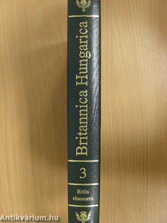 Britannica Hungarica Világenciklopédia 3.