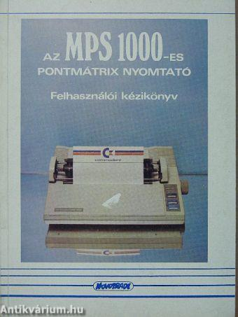 Az MPS 1000-es pontmátrix nyomtató