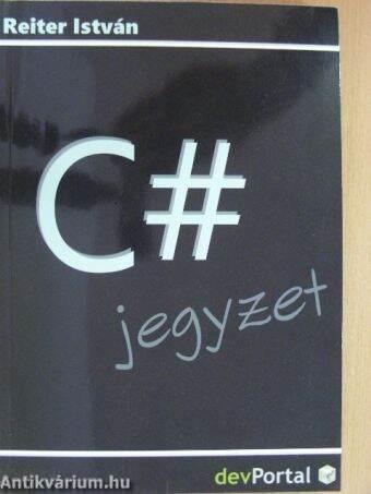 C# jegyzet