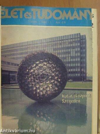 Élet és Tudomány 1982. január-december