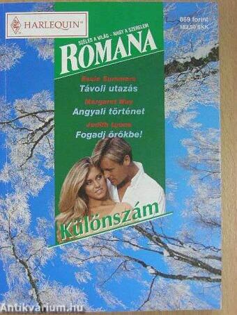 Essie Summers: Távoli utazás/Angyali történet/Fogadj örökbe! (Harlequin Magyarország Kft., 2005) - antikvarium.hu