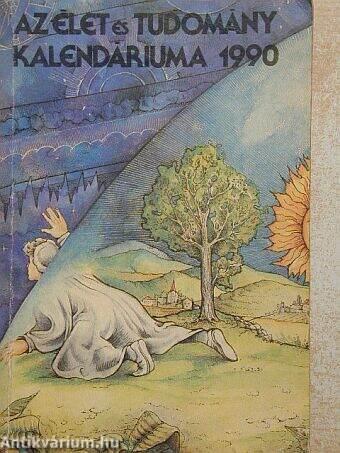Az Élet és Tudomány Kalendáriuma 1990