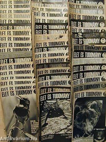 Élet és Tudomány 1970. január-december