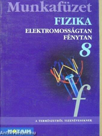 Fizika munkafüzet 8.
