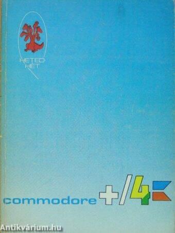 Commodore - plus/4