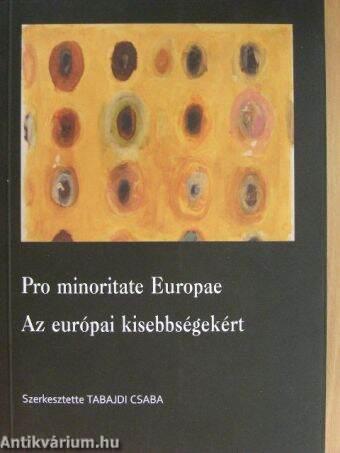 Pro minoritate Europae