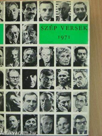Szép versek 1971