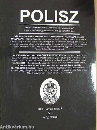 Polisz 2000. január-február