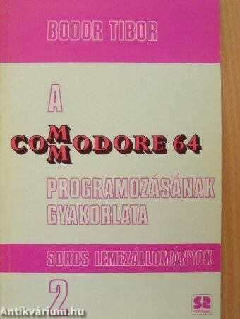 A Commodore 64 programozásának gyakorlata 2.