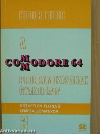 A Commodore 64 programozásának gyakorlata 3.