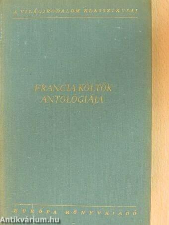 Francia költők antológiája II.
