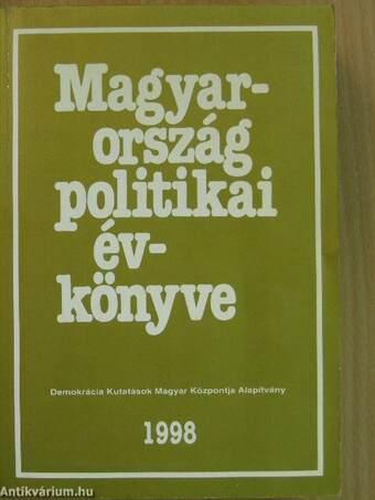 Magyarország politikai évkönyve 1998