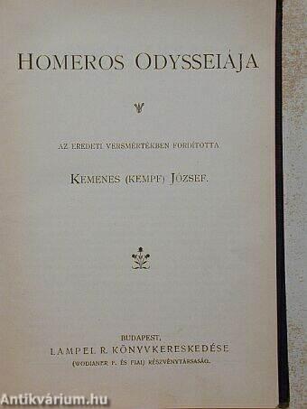 Homeros Odysseiája