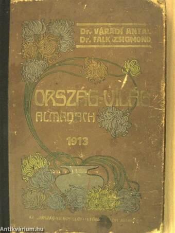Ország-világ almanach 1913