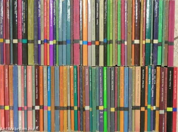 """""""95 kötet a Modern Könyvtár sorozatból (nem teljes sorozat)"""""""
