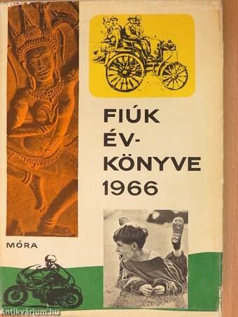 Fiúk Évkönyve 1966