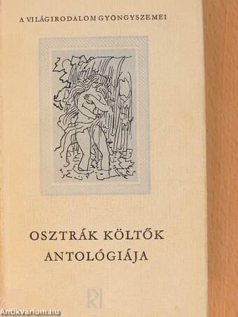 Osztrák költők antológiája