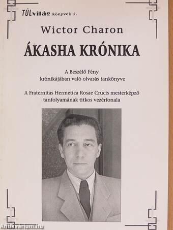Az Ákasha Krónika borítója
