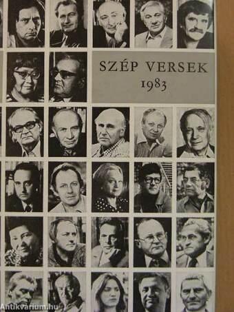 Szép versek 1983