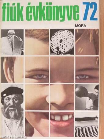 Fiúk Évkönyve 1972