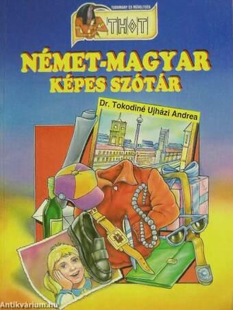 Német-magyar képes szótár