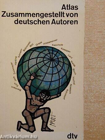 Atlas Zusammengestellt von deutschen Autoren