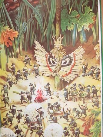 Mesél az erdő az állatokról, törpékről, óriásokról, csodatündérekről, manókról...